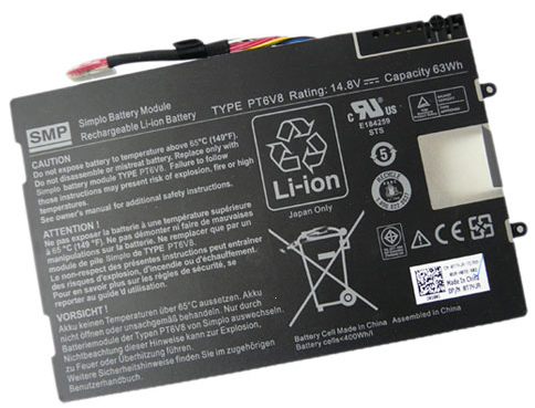 Dell Alienware M11X battery